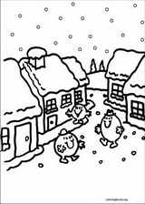 Mr. Men coloring page (019)