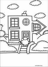 Mr. Men coloring page (022)
