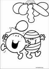 Mr. Men coloring page (029)