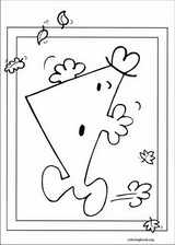 Mr. Men coloring page (053)