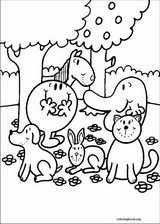 Mr. Men coloring page (061)