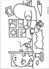 Mr. Men coloring page (062)