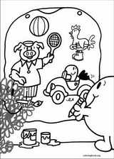 Mr. Men coloring page (073)