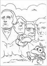Muppet Babies coloring page (004)