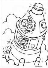 Muppet Babies coloring page (008)