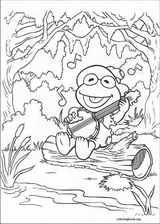 Muppet Babies coloring page (013)