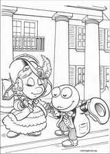 Muppet Babies coloring page (014)