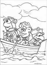 Muppet Babies coloring page (016)