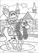 Muppet Babies coloring page (022)