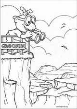 Muppet Babies coloring page (023)