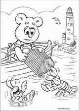 Muppet Babies coloring page (024)