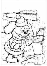Muppet Babies coloring page (025)