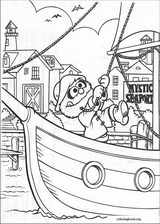 Muppet Babies coloring page (027)