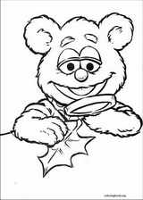 Muppet Babies coloring page (028)