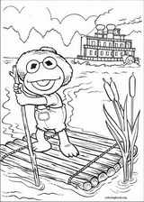 Muppet Babies coloring page (032)