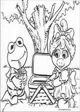 Muppet Babies coloring page (033)