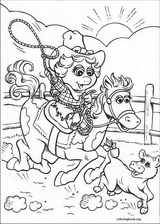 Muppet Babies coloring page (035)