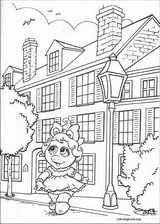 Muppet Babies coloring page (036)