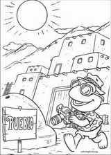 Muppet Babies coloring page (037)