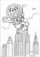 Muppet Babies coloring page (038)