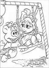 Muppet Babies coloring page (040)