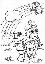 Muppet Babies coloring page (041)