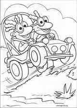Muppet Babies coloring page (042)
