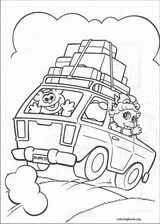Muppet Babies coloring page (043)