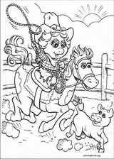 Muppet Babies coloring page (045)