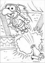 Muppet Babies coloring page (047)
