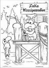 Muppet Babies coloring page (049)