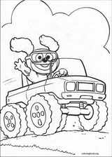Muppet Babies coloring page (051)