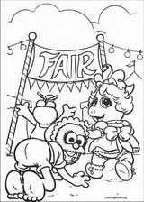 Muppet Babies coloring page (052)