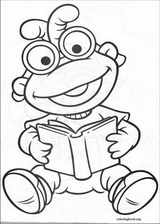 Muppet Babies coloring page (054)