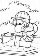 Muppet Babies coloring page (055)