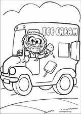 Muppet Babies coloring page (056)
