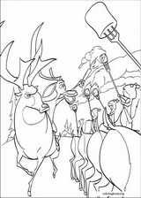 Open Season coloring page (007)