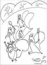 Open Season coloring page (009)