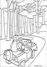 Open Season coloring page (018)