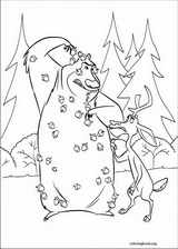 Open Season coloring page (023)