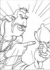 Open Season coloring page (024)