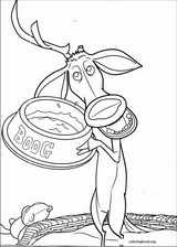 Open Season coloring page (039)