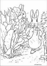 Peter Rabbit coloring page (015)