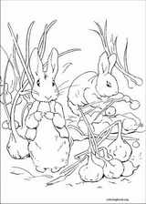 Peter Rabbit coloring page (016)