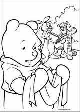 Piglet coloring page (001)