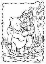 Piglet coloring page (006)