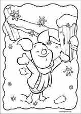 Piglet coloring page (007)