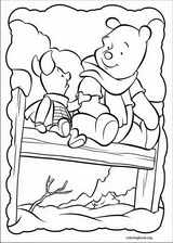 Piglet coloring page (009)