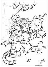 Piglet coloring page (010)
