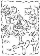 Piglet coloring page (011)